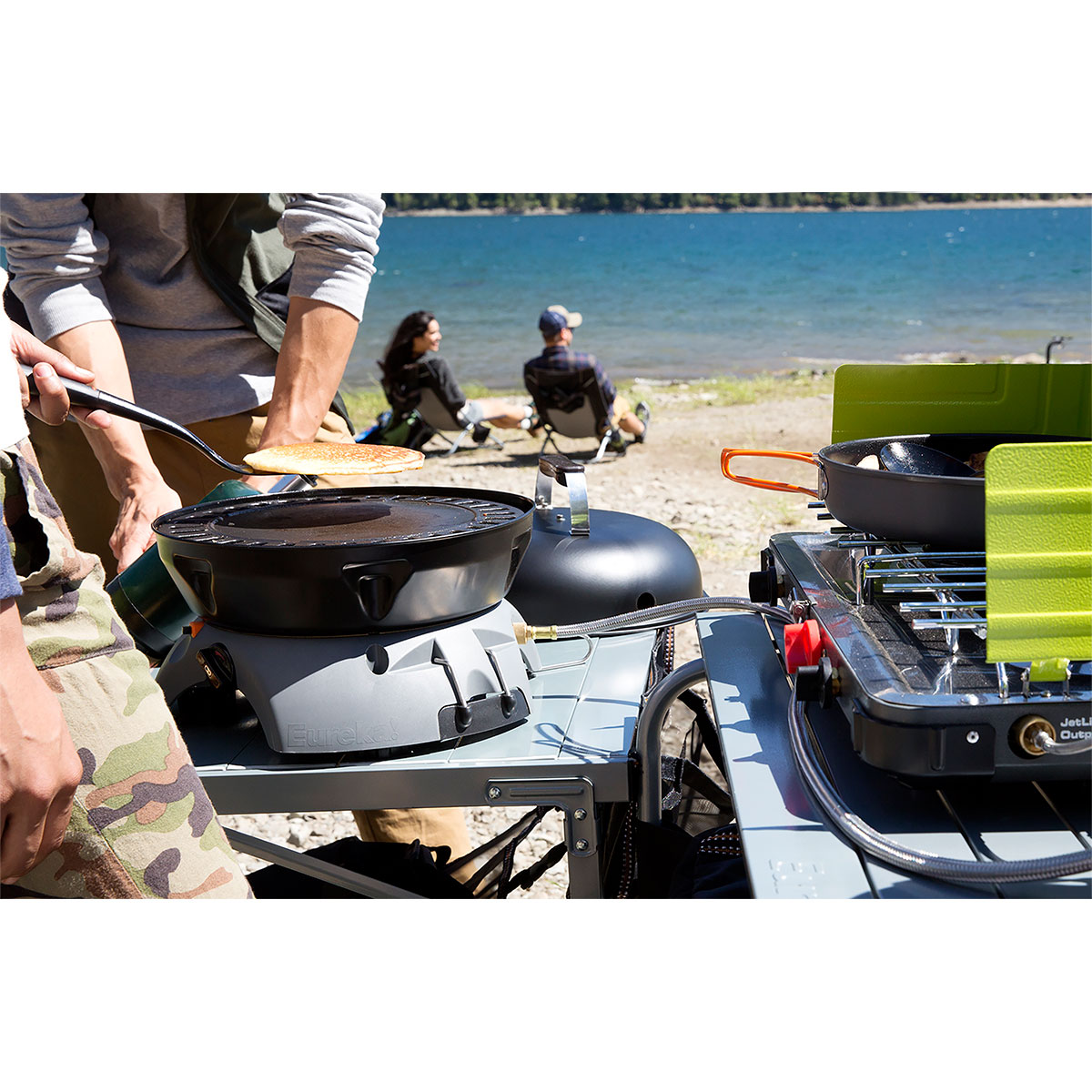 Gonzo Grill Cook System Eureka