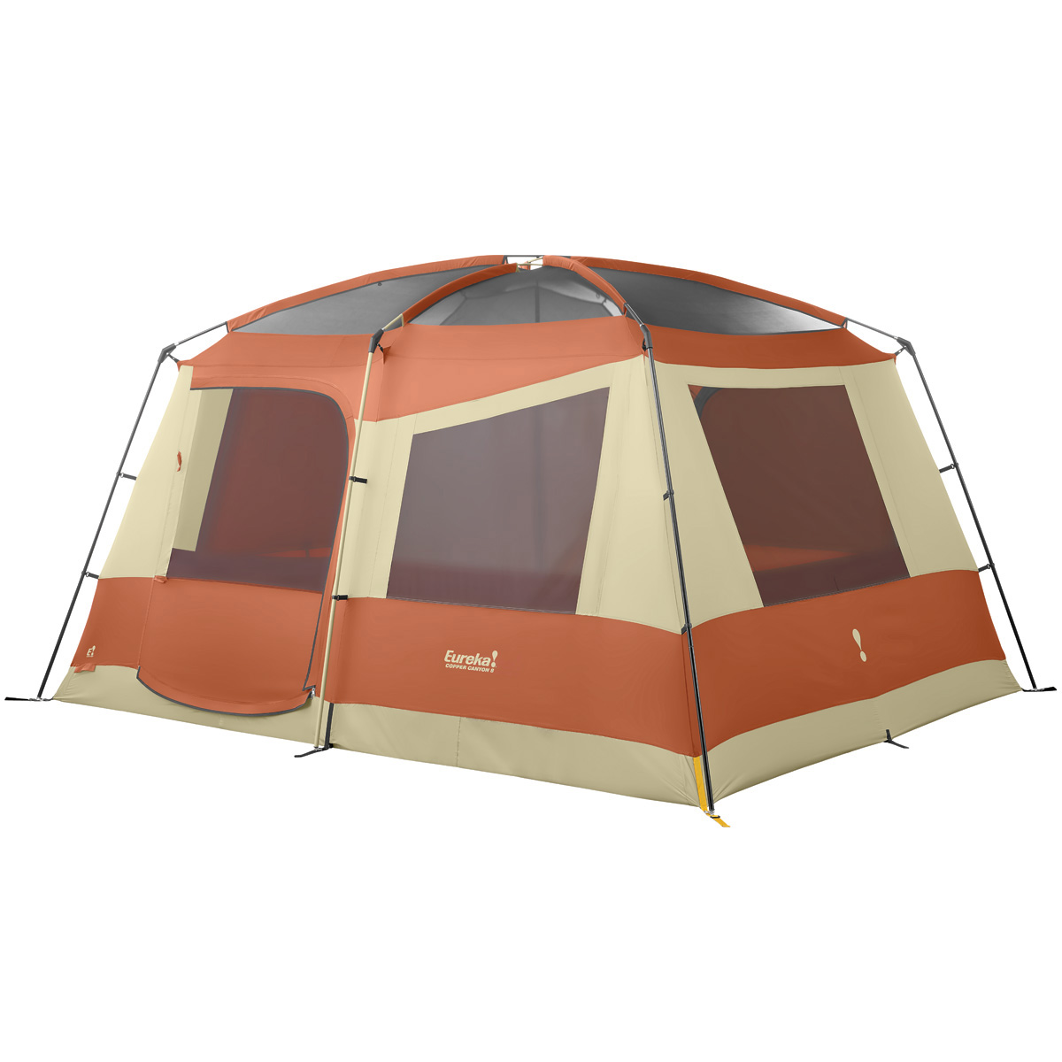 Copper Canyon 8 with Fly  sc 1 st  Tents - Johnson Outdoors & Copper Canyon 8 Person Tent | Eureka!