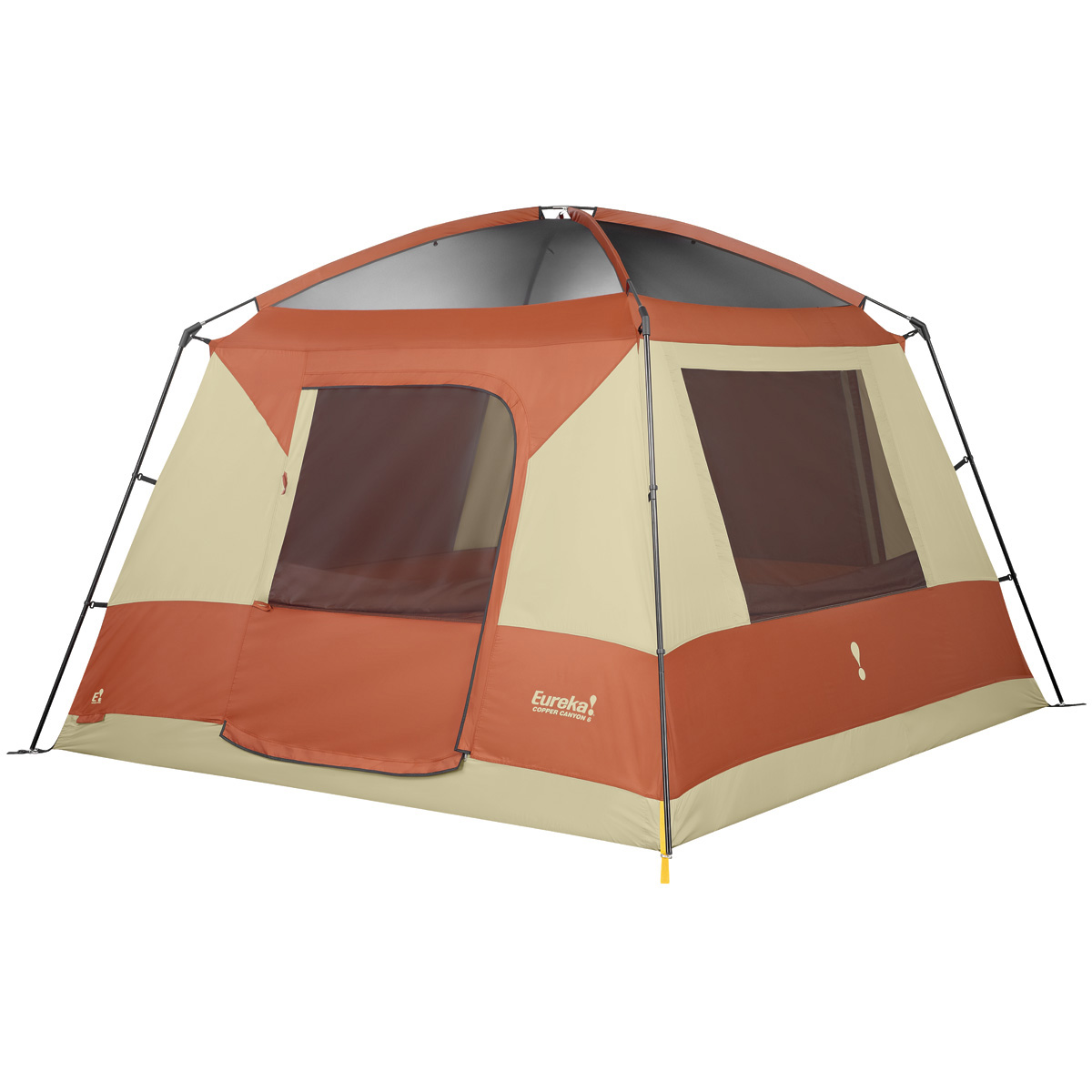 Copper Canyon 6 with Fly  sc 1 st  Tents | Eureka! - Johnson Outdoors & Copper Canyon 6 Tent | Eureka!