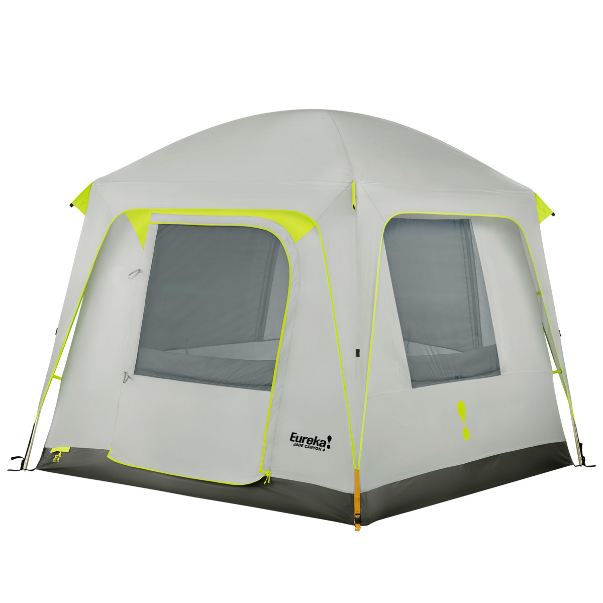 Jade canyon 4 person tent eureka for Cabine eureka ca