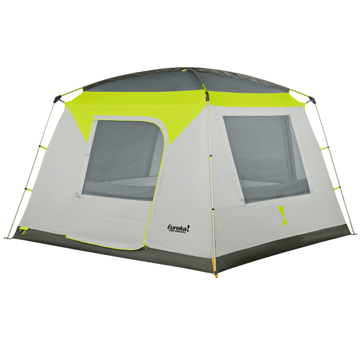 Jade Canyon 6 Person Tent  sc 1 st  Tents - Johnson Outdoors : eureka dining tent - memphite.com