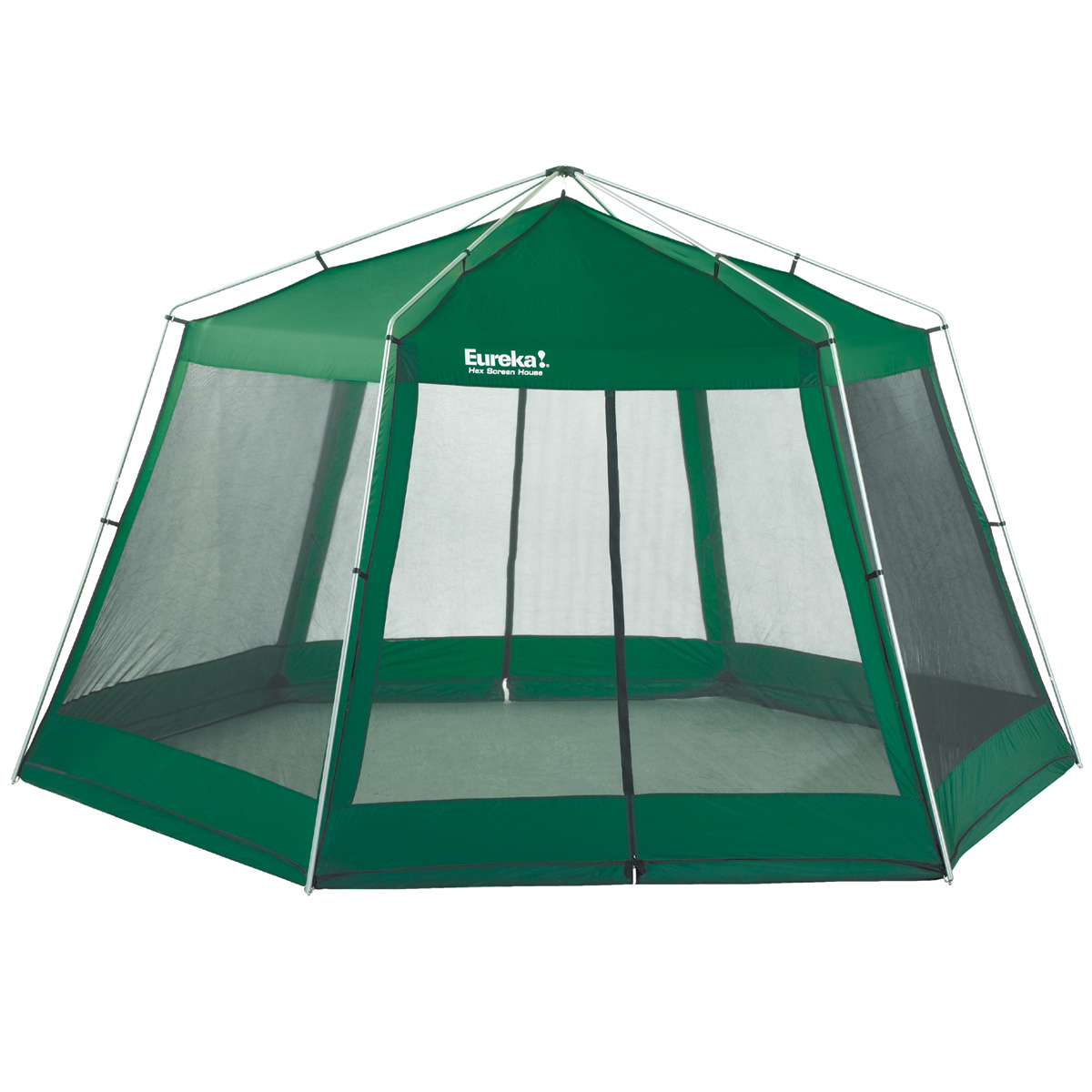 Hexagon Screen House  sc 1 st  Tents - Johnson Outdoors & Hexagon Screen House | Eureka!
