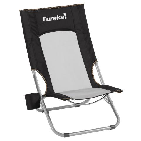 Campelona Camp Chair with Cupholder and Pocket